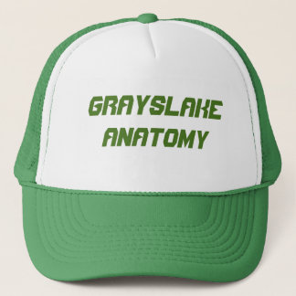 Grayslake Anatomy Hat