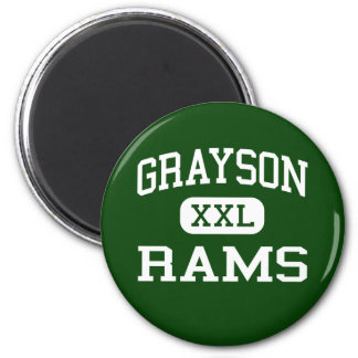 Grayson - Rams - High School - Loganville Georgia Magnet