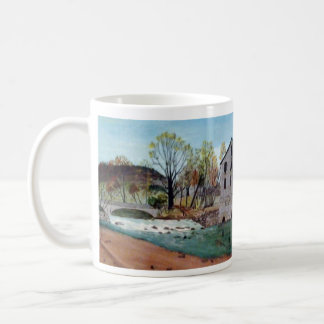 Graysville Mill -Grandpa's painting Coffee Mug
