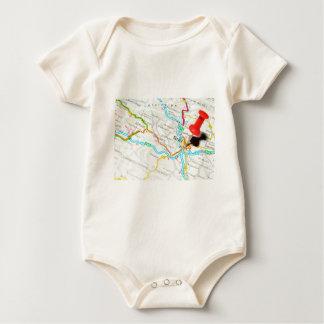 Graz, Austria Baby Bodysuit