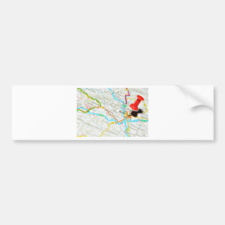 Graz, Austria Bumper Sticker