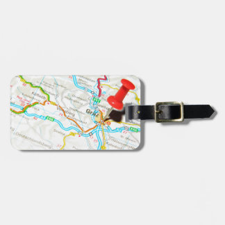 Graz, Austria Luggage Tag