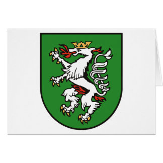 Graz Coat of Arms Greeting Card