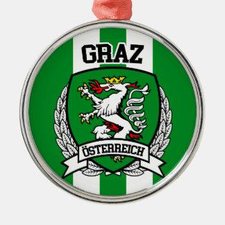 Graz Metal Ornament