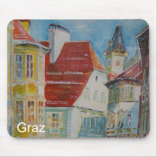 Graz, Styria Mouse Pad