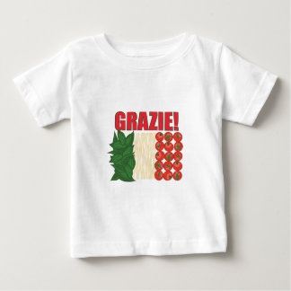 Grazie Baby T-Shirt