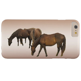 Grazing Horses iPhone 6 Plus Case