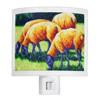 Grazing Sheep - Sheep Nightlite Nite Lights