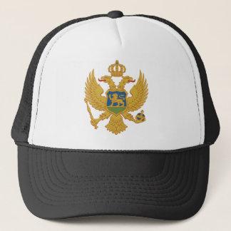 Grb Crne Gore, Montenegro coat of arms Trucker Hat
