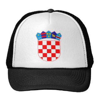 Grb Hrvatske, Croatian coat of arms Trucker Hat