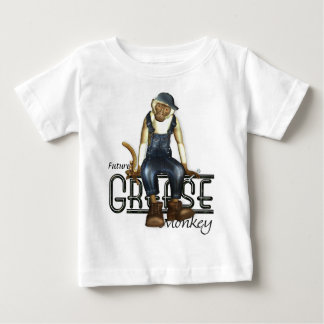 Grease Monkey Mechanics Babies Tees