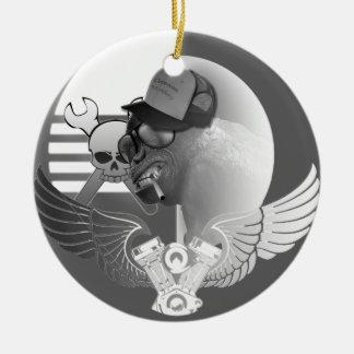 Grease Monkey Tree Ornament