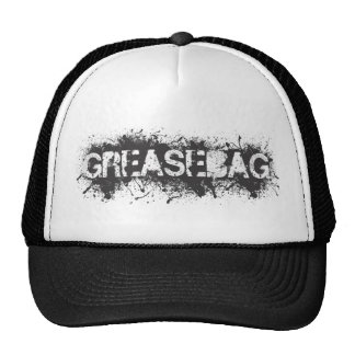 Greasebag Splatter Hat