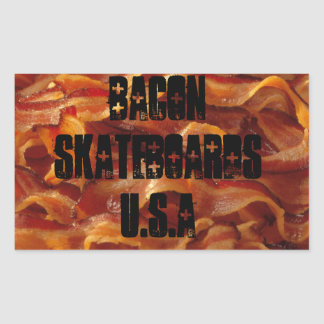 Greasy Bacon High Gloss Sticker(S) (Sheet of 4)