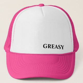 GREASY Girls trucker mesh motocross racing bikes Trucker Hat