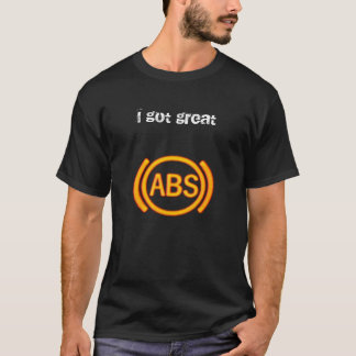Great ABS shirt