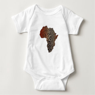 Great Africa Baby Bodysuit