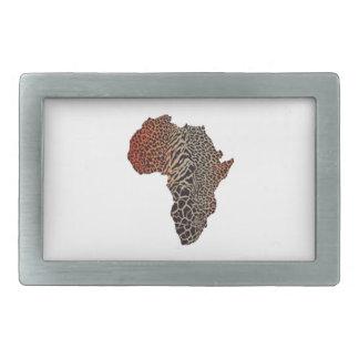 Great Africa Belt Buckles