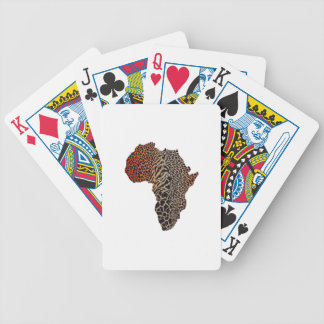 Great Africa Bicycle Playing Cards
