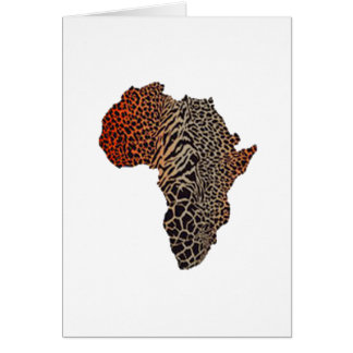 Great Africa Card