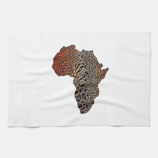 Great Africa Kitchen Towel