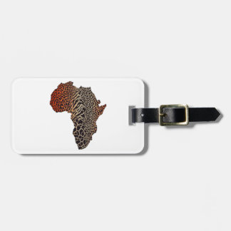 Great Africa Luggage Tag