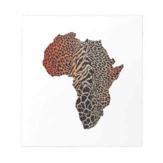 Great Africa Notepad