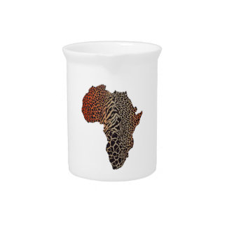 Great Africa Pitcher