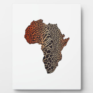 Great Africa Plaque