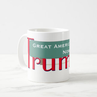 Great America Blvd Coffee Mug