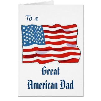 Great American Dad Card
