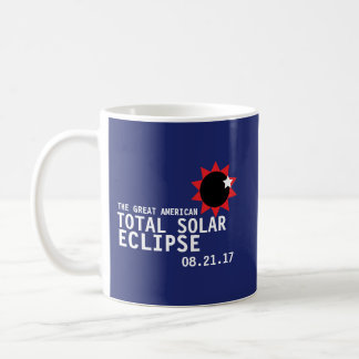 Great American Total Solar Eclipse Coffee Mug