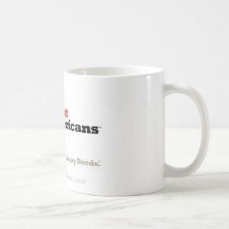 Great Americans Coffee Mug (White)