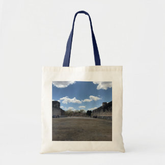 Great Ball Court, Chichen Itza Tote Bag