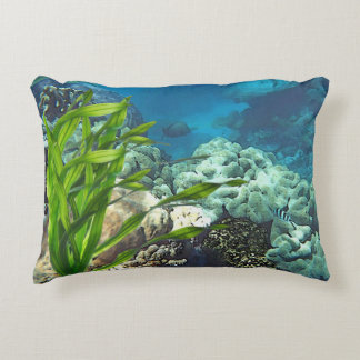 Great Barrier Reef Decorative Pillow