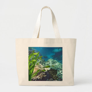 Great Barrier Reef Large Tote Bag