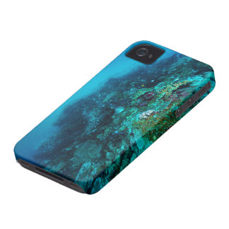 Great Barrier Reef Tropical Fish Coral Sea iPhone 4 Cases