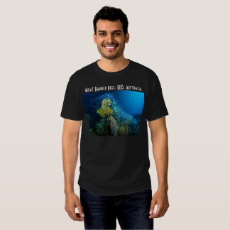 Great Barrier Reef Tropical Fish Coral Sea T Shirts