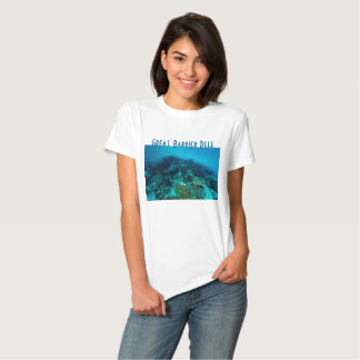 Great Barrier Reef Tropical Fish Coral Sea Tee Shirts