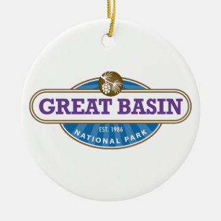 Great Basin National Park Ceramic Ornament