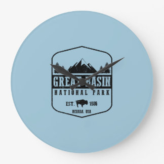 Great Basin National Park Wall Clock