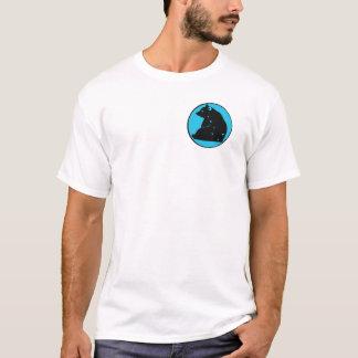 Great Bear blue heart T-Shirt