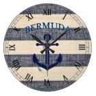 Great Bermuda Clock! Large Clock