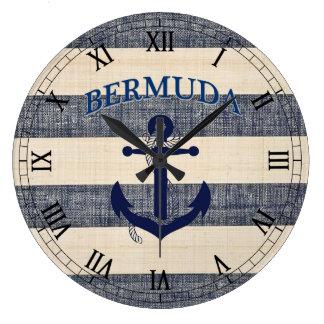 Great Bermuda Clock! Wall Clocks