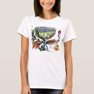 Great Big Strong Thistle for a Strong Person T-Shirt