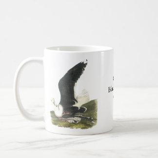 Great Black-backed Gull, John Audubon Coffee Mug