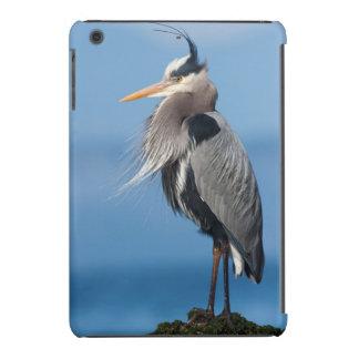 Great Blue Heron, attempting to preen iPad Mini Retina Cover