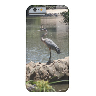 Great Blue Heron Barely There iPhone 6 Case