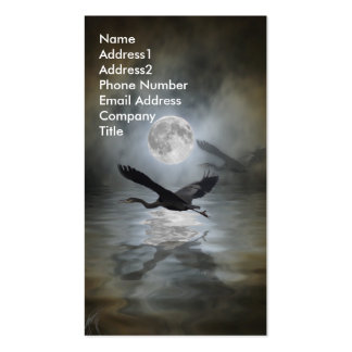 Great Blue Heron Business Card