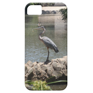 Great Blue Heron Case For The iPhone 5